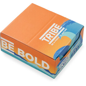 TRIBE Vegan Energy Bar Box 16x42g / MHD Aug 20, cacao/orange